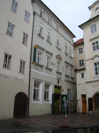 Hotel U Tri Bubnu : Fachada