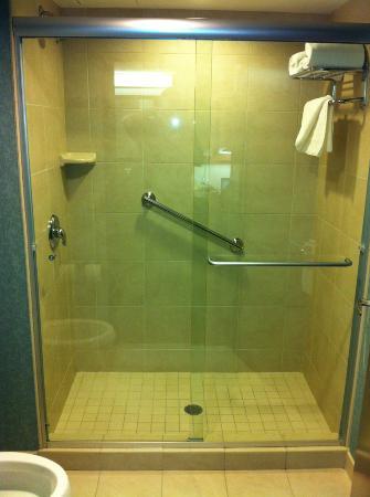 Hyatt Place Philadelphia / King of Prussia: shower