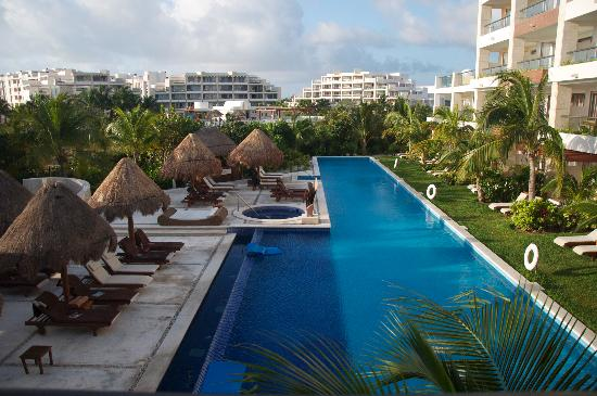 Excellence Playa Mujeres: Excellence Club Private Pool