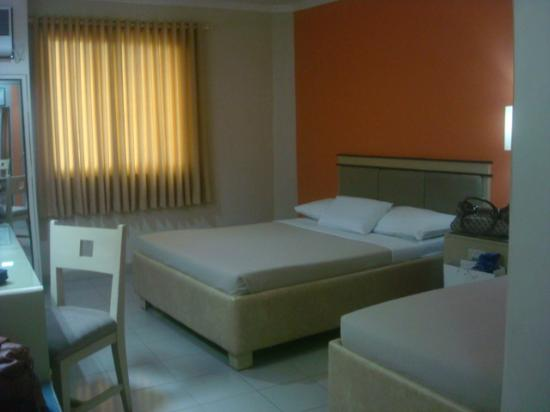 New Dawn Pensionne: Standard Room