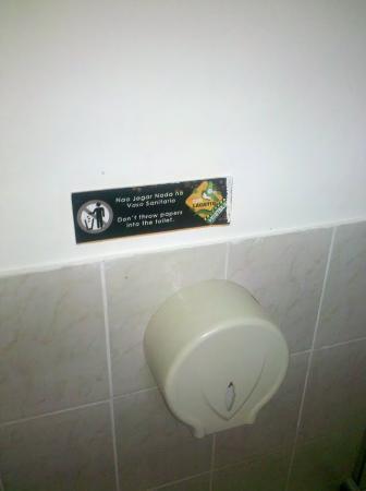 Che Lagarto Hostel Ilha Grande: bathroom