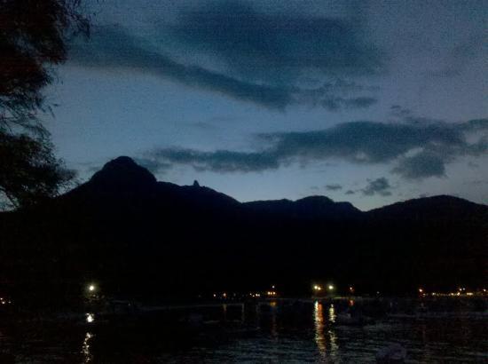 Che Lagarto Hostel Ilha Grande: the view