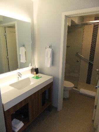 Hyatt Place Waikiki Beach Bathroom