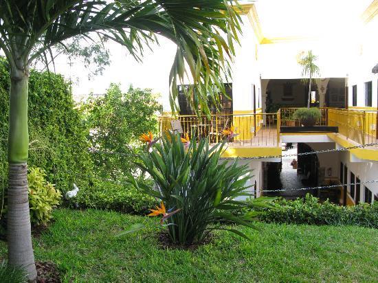 Hotel San Miguel Arcangel: vista hotel