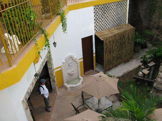 Hotel San Miguel Arcangel: san miguel arcangel Izamal