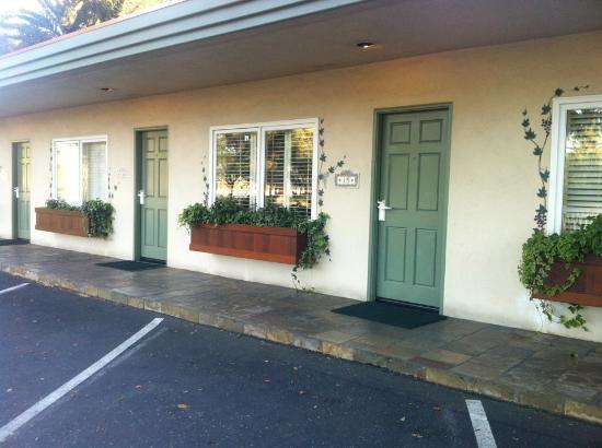 El Bonita Motel: We had room 14