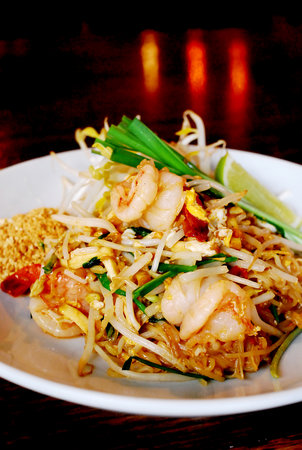 Spice I Am: Pad Thai
