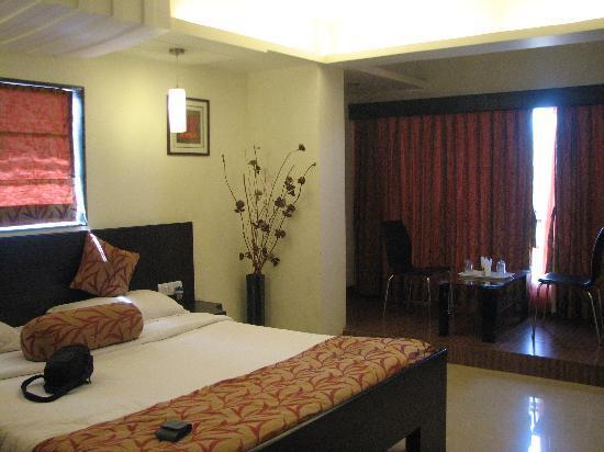 United-21 Resort Mahabaleshwar: Room-1