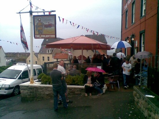 Volunteer Arms: Lifeboat Day 2010