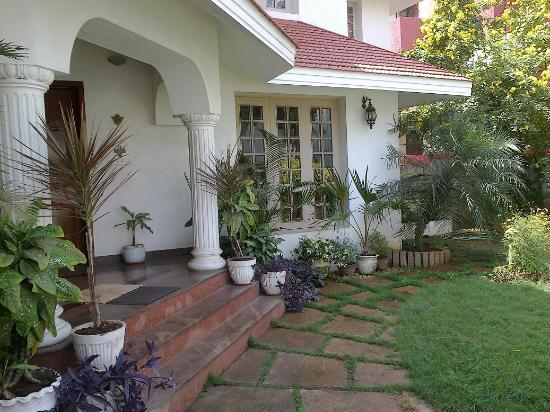 Pleasant Stay Guest House: The bungalow