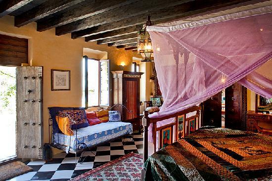 Zakspitaki B&B: Zanzibar Room