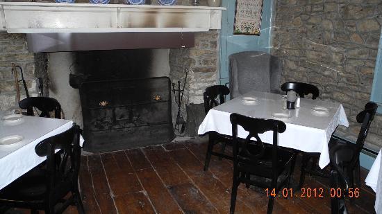 The Historic Fairfield Inn 1757: Restaurant
