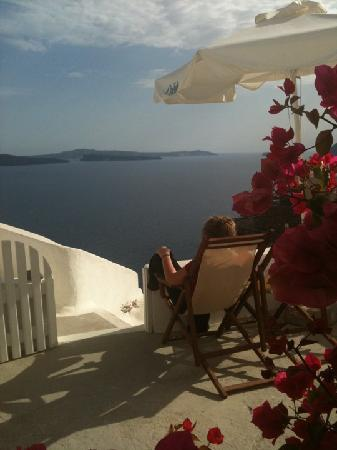Chelidonia Villas: View from the verandah...bliss