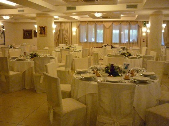 Sayonara Ristorante: La sala principale