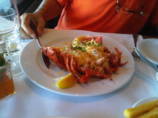 De Meerplaats : Lobster!