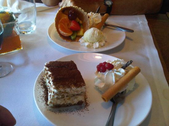 De Meerplaats : Dessert
