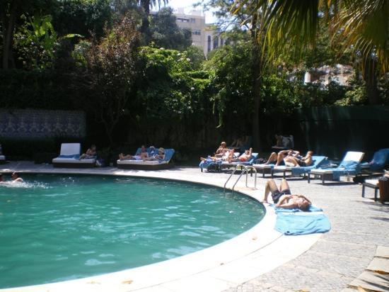 Tivoli Jardim: hotelpool
