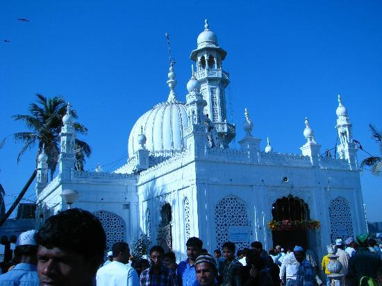 Bombay, India: Main structure of the Dargah