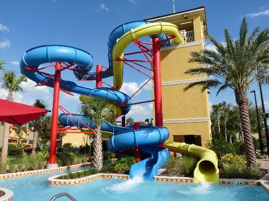 Fantasy World Club Villas Toboggans Aquatiques