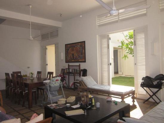 Sri Villas: Inside Sagara villa