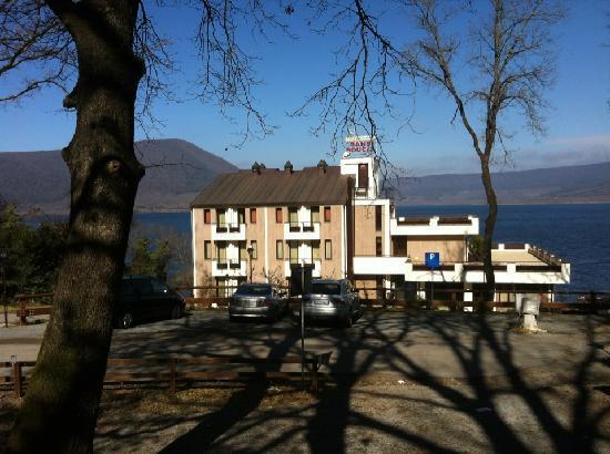 Relais Sans Soucis & Spa: Vista dell'Hotel Sans Soucis