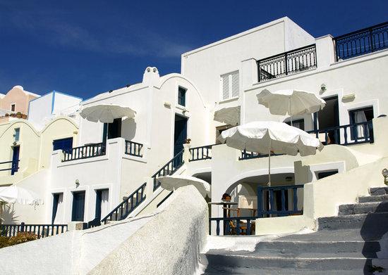 Santorini view hotel