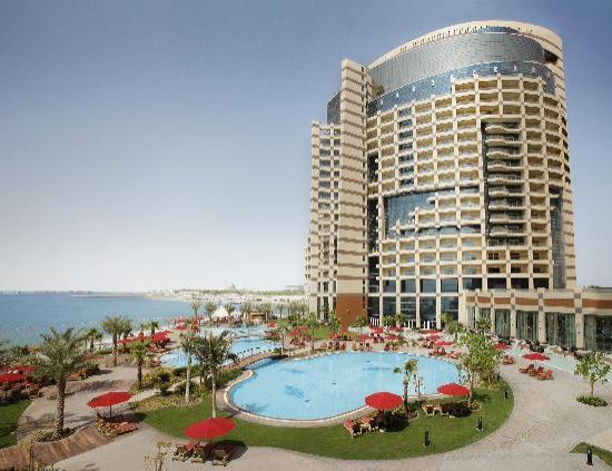 Abu Dhabi Khalidiya Palace Hotel