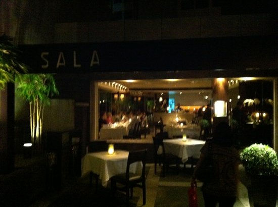 sala picture of sala restaurant makati tripadvisor