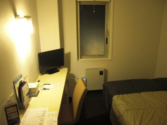 Super Hotel Hida-Takayama: とてもきれいな部屋です