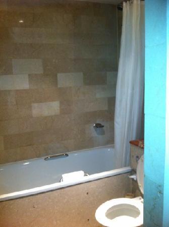 The Kings Hotel: bathroom!