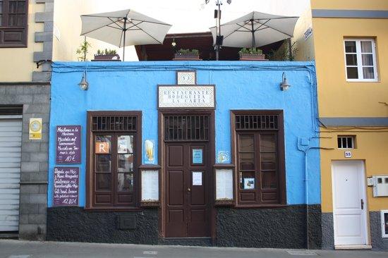 Restaurante La Carta: Restaurante