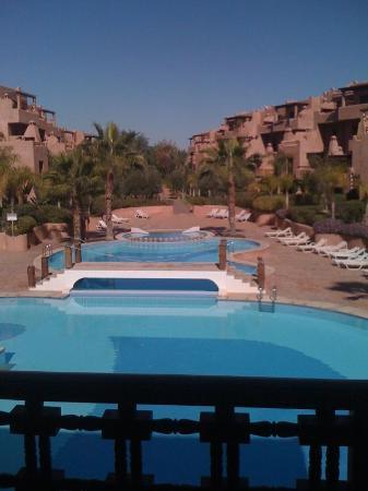 Residence Al Qantara: piscine