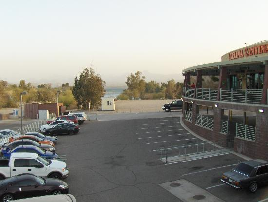 Javelina Cantina: a little of the restaurant in this photo