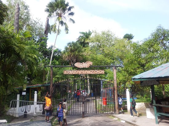 ‪Guyana Zoological Park‬