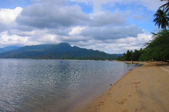 Batangas Province, Philippinen: view