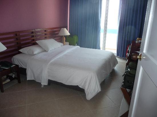 Decameron Cartagena: chambre avec balcon