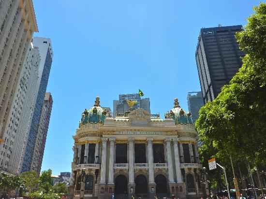 Theatro Municipal do Rio de Janeiro : Theatro Municipal - Centro Rio de Janeiro