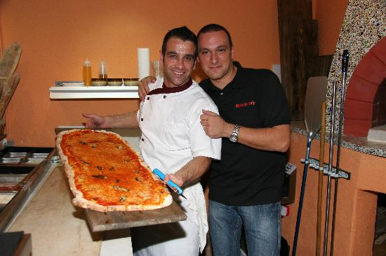 Made In Italy: Host's Pepe and Alessandro