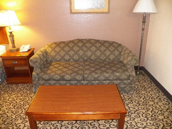 Best Western Plus Slidell Inn: Room 310