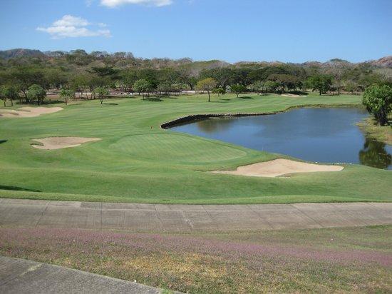 Brasilito, Kosta Rika: Reserva Conchal 18th hole