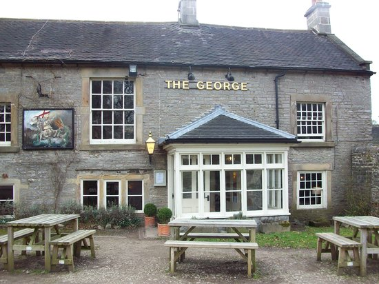 The George Alstonefield: The much needed pub stop