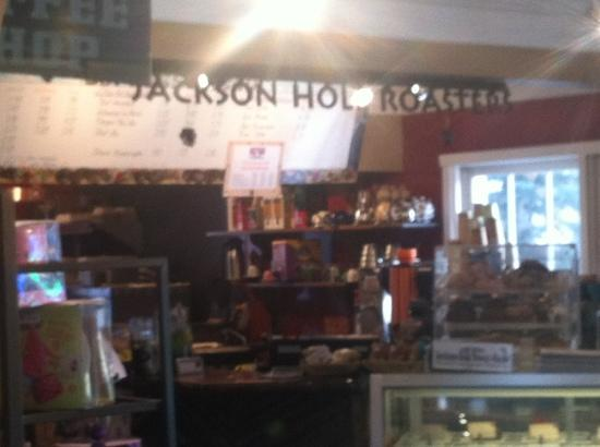 Jackson Hole Roasters - Restaurant & Coffeehouse: great coffee in Jackson!