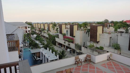 Mantra Resort: udsigt fra værelset