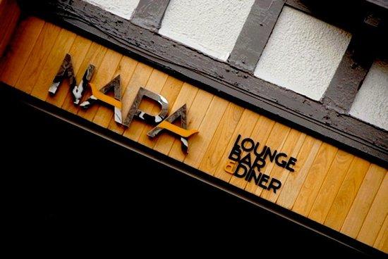 Napa Lounge Bar & Diner