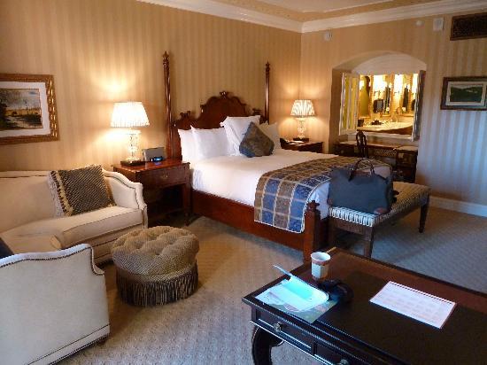 Fairmont Grand Del Mar : La chambre