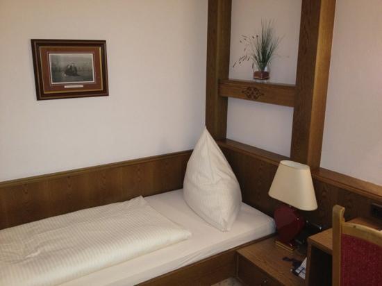 Hotel-Gasthof Huber: Zimmer