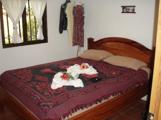 Casita Corcovado: Bedroom