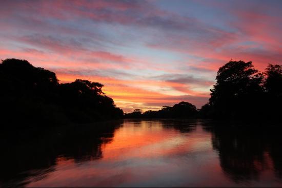 Cuiaba, MT : Pantanal sunset