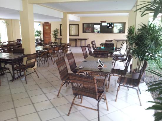 Thai Boutique Resort: salle du petit déjeuner