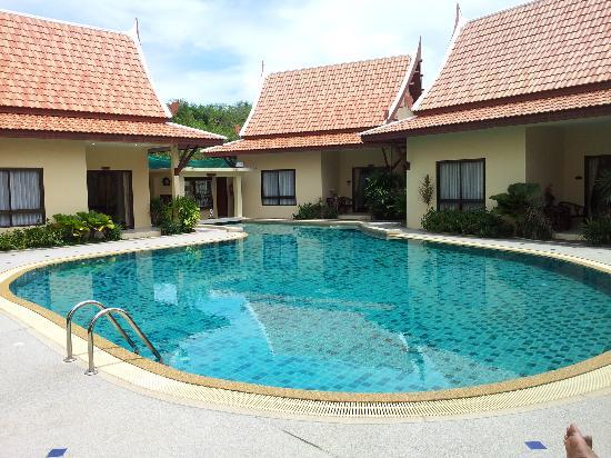 Thai Boutique Resort: piscine